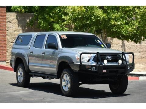 2015 Toyota Tacoma for sale at A-1 Auto Wholesale in Sacramento CA