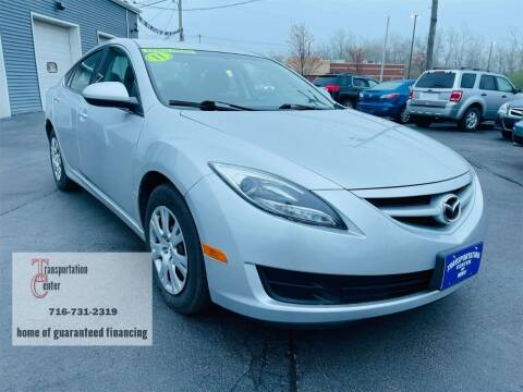 2011 Mazda MAZDA6 for sale at Transportation Center Of Western New York in Niagara Falls NY