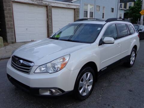 2011 Subaru Outback for sale at Broadway Auto Sales in Somerville MA