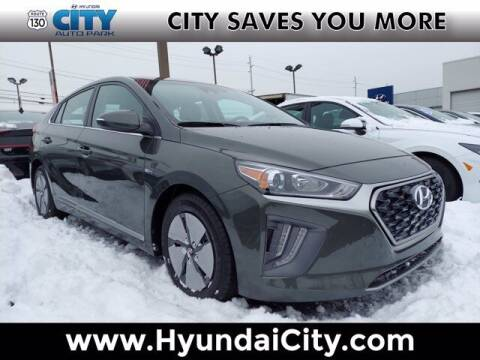 2020 Hyundai Ioniq Hybrid for sale at City Auto Park in Burlington NJ