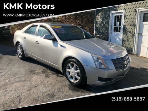 2008 Cadillac CTS for sale at KMK Motors in Latham NY