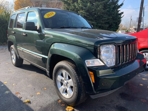 2010 Jeep Liberty for sale at Waltz Sales LLC in Gap PA