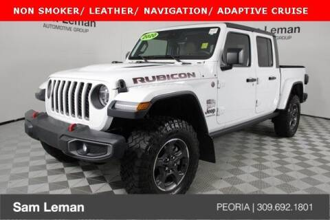 2020 Jeep Gladiator for sale at Sam Leman Chrysler Jeep Dodge of Peoria in Peoria IL