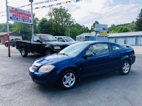 2006 Chevrolet Cobalt for sale at INTERNATIONAL AUTO SALES LLC in Latrobe PA