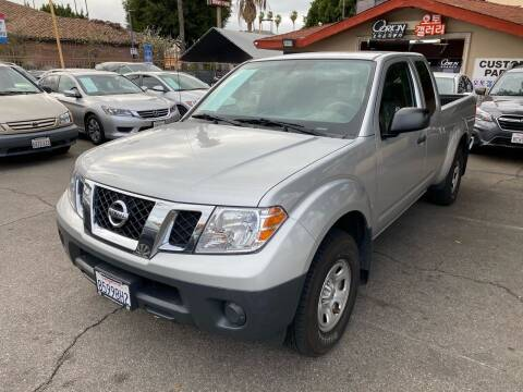 2017 Nissan Frontier for sale at Orion Motors in Los Angeles CA