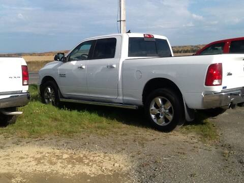 2016 RAM Ram Pickup 1500 for sale at Garys Sales & SVC in Caribou ME