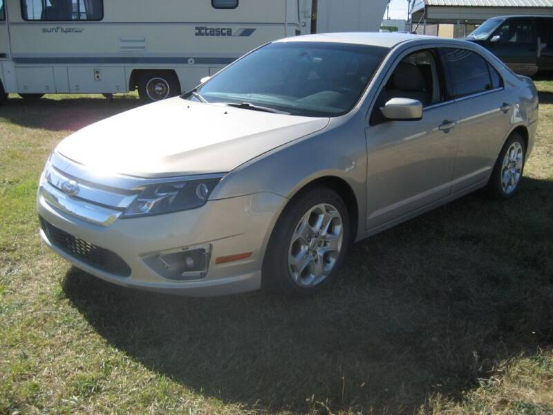 2010 Ford Focus for sale at Wolf's Auto Inc. in Great Falls MT