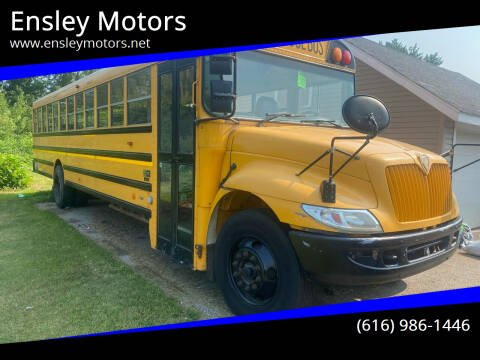 2008 IC Bus CE Series for sale at Ensley Motors in Allendale MI