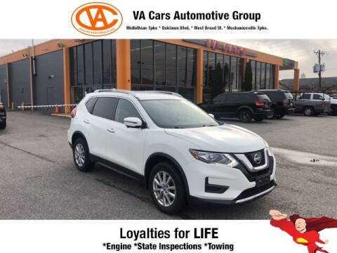 2017 Nissan Rogue for sale at VA Cars Inc in Richmond VA