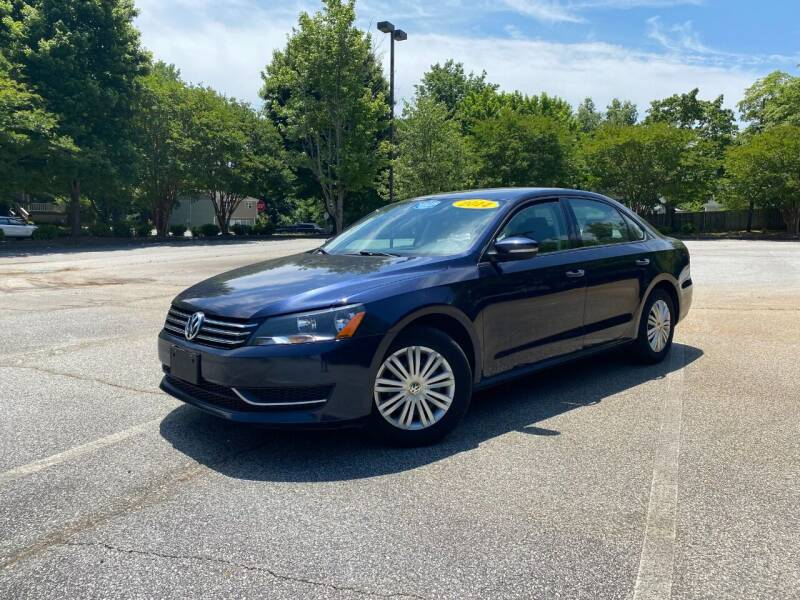 2014 Volkswagen Passat for sale at Uniworld Auto Sales LLC. in Greensboro NC