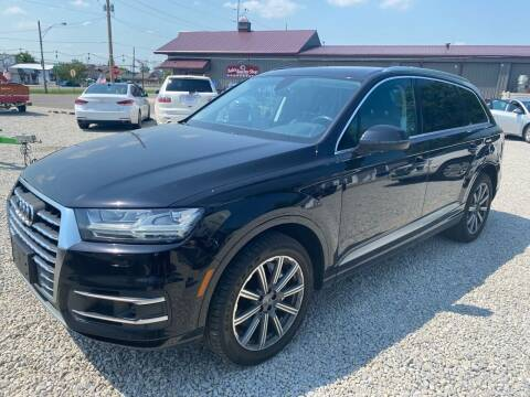 2018 Audi Q7 for sale at Davidson Auto Deals in Syracuse IN