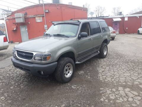 2001 Ford Explorer for sale at Flag Motors in Columbus OH