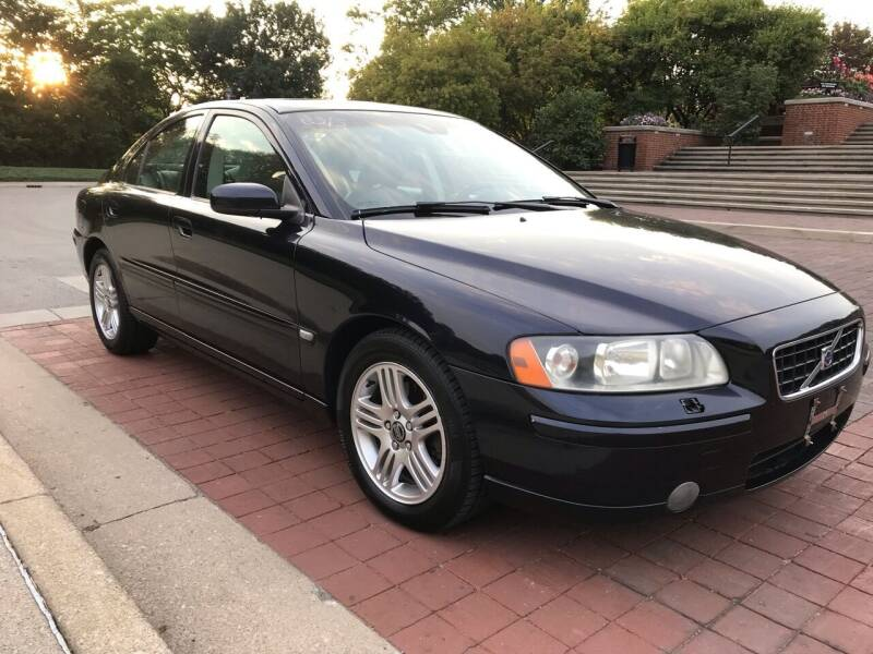 2006 Volvo S60 for sale at Third Avenue Motors Inc. in Carmel IN