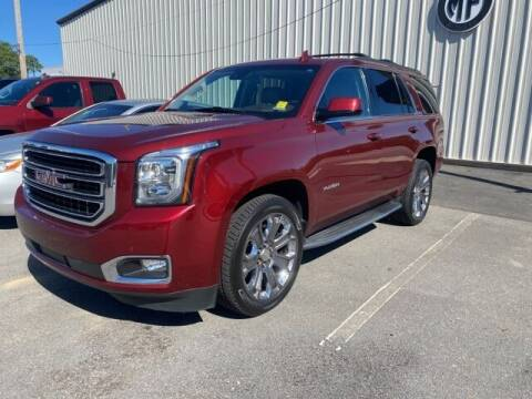 2016 GMC Yukon for sale at The Car Guy powered by Landers CDJR in Little Rock AR