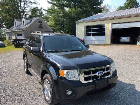 2012 Ford Escape for sale at J.W. Auto Sales INC in Flemington NJ
