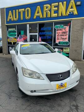 2007 Lexus ES 350 for sale at Auto Arena in Fairfield OH