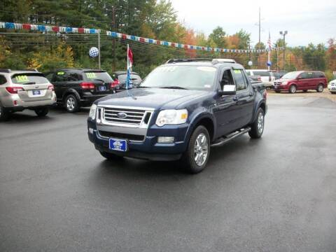 2008 Ford Explorer Sport Trac for sale at Auto Images Auto Sales LLC in Rochester NH