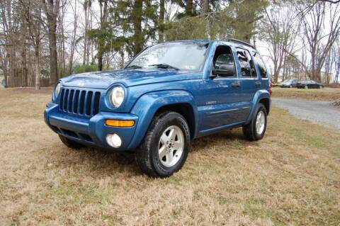 2003 Jeep Liberty for sale at New Hope Auto Sales in New Hope PA