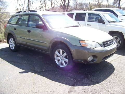 2006 Subaru Outback for sale at Collector Car Co in Zanesville OH