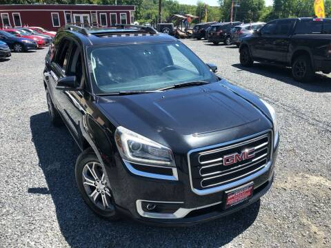 2014 GMC Acadia for sale at A&M Auto Sales in Edgewood MD