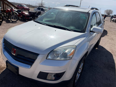 2008 Saturn Outlook for sale at PYRAMID MOTORS - Fountain Lot in Fountain CO