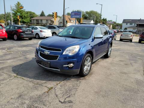 2010 Chevrolet Equinox for sale at MOE MOTORS LLC in South Milwaukee WI