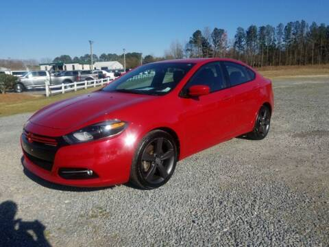 2013 Dodge Dart for sale at Jackson Automotive in Smithfield NC