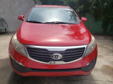 2011 Kia Sportage for sale at Track One Auto Sales in Orlando FL