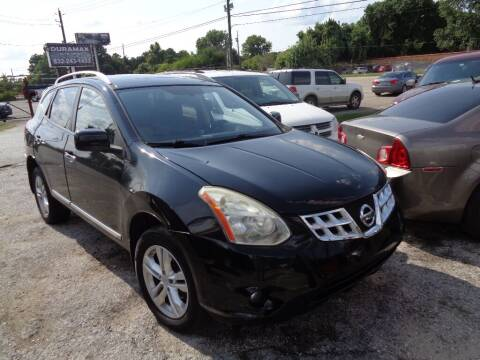 2013 Nissan Rogue for sale at SCOTT HARRISON MOTOR CO in Houston TX