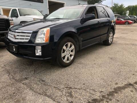 2007 Cadillac SRX for sale at Top Line Motorsports in Derry NH