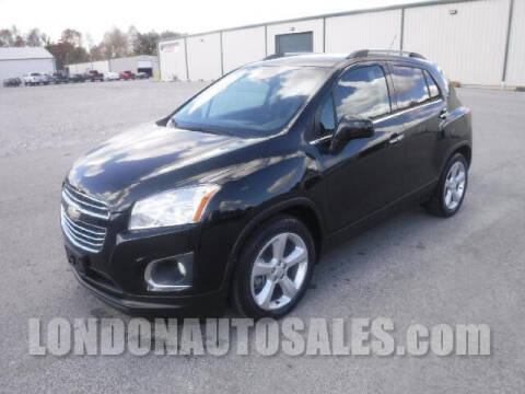 2016 Chevrolet Trax for sale at London Auto Sales LLC in London KY