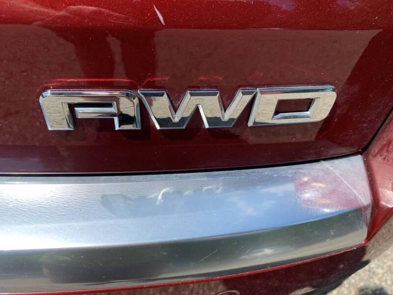 2016 GMC Acadia AWD SLT-1 4dr SUV - Newfoundland NJ