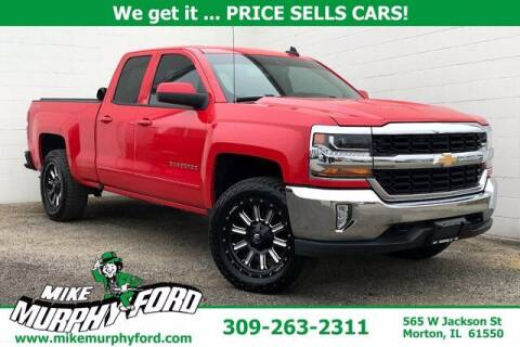 2016 Chevrolet Silverado 1500 for sale at Mike Murphy Ford in Morton IL