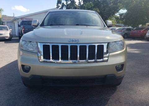 2011 Jeep Grand Cherokee for sale at Linus International Inc in Tampa FL