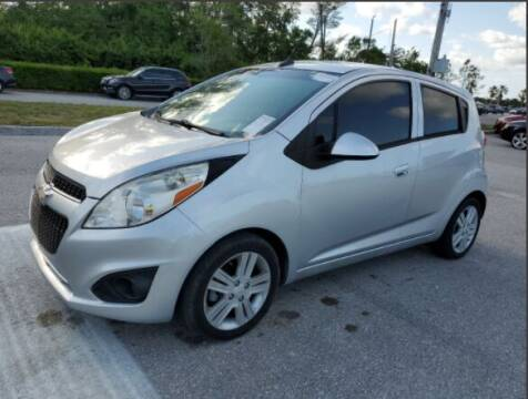 2014 Chevrolet Spark for sale at Classic Cars of Palm Beach in Jupiter FL