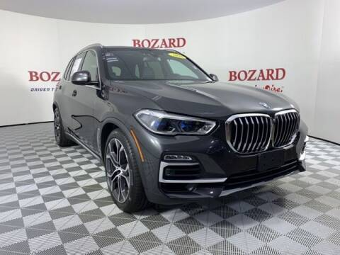 2020 BMW X5 for sale at BOZARD FORD in Saint Augustine FL