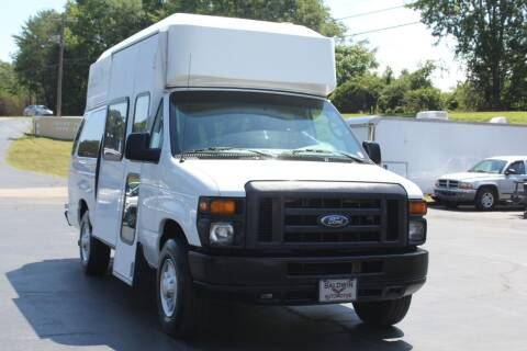 2014 Ford E-Series Cargo for sale at Baldwin Automotive LLC in Greenville SC