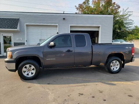 2011 GMC Sierra 1500 for sale at Finish Line Auto Sales Inc. in Lapeer MI