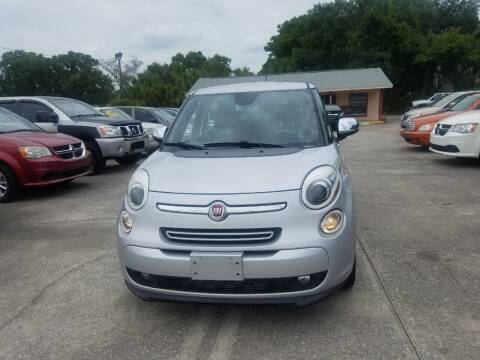 2014 FIAT 500L for sale at FAMILY AUTO BROKERS in Longwood FL