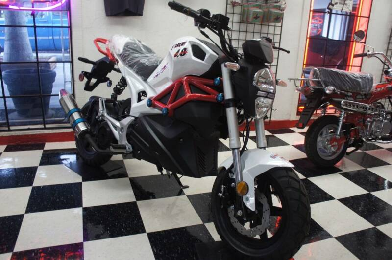 2020 Attack Racing #48 for sale at Dream Machines USA in Lantana FL