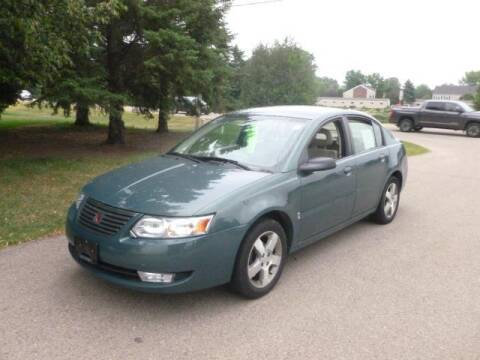 2007 Saturn Ion for sale at HUDSON AUTO MART LLC in Hudson WI