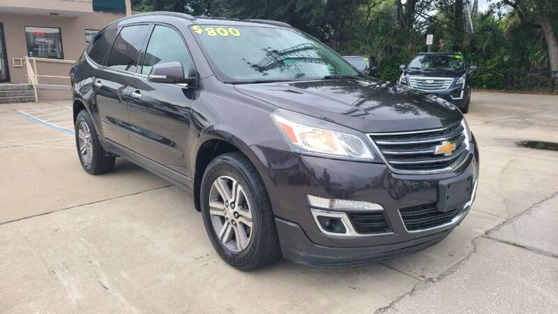 2017 Chevrolet Traverse for sale at Dunn-Rite Auto Group in Longwood FL