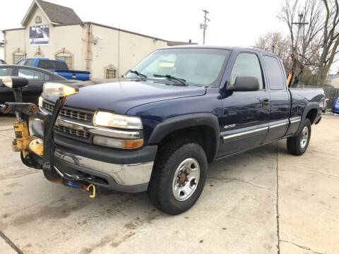 2001 Chevrolet Silverado 2500 for sale at AAA Auto Wholesale in Parma OH
