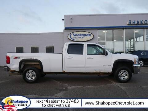 2007 Chevrolet Silverado 2500HD for sale at SHAKOPEE CHEVROLET in Shakopee MN