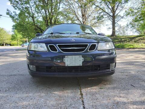 2005 Saab 9-3 for sale at Crispin Auto Sales in Urbana IL