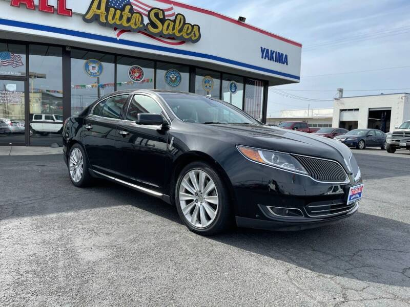 2014 Lincoln MKS for sale at Better All Auto Sales in Yakima WA