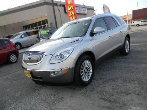 2012 Buick Enclave for sale at Meridian Auto Sales in San Antonio TX