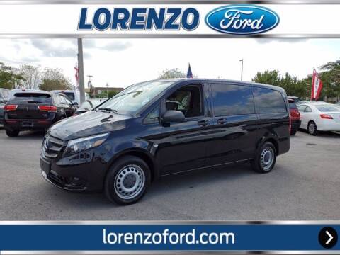 2019 Mercedes-Benz Metris for sale at Lorenzo Ford in Homestead FL