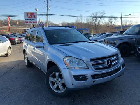 2007 Mercedes-Benz GL-Class for sale at KB Auto Mall LLC in Akron OH