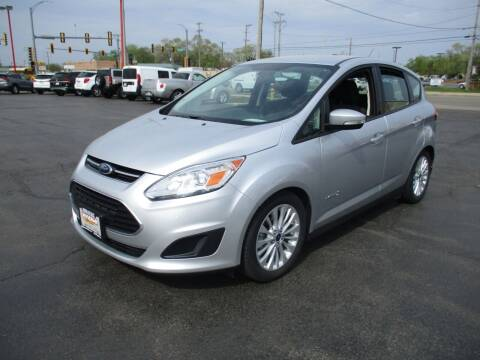 2017 Ford C-MAX Hybrid for sale at Windsor Auto Sales in Loves Park IL